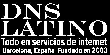 DNS Latino España